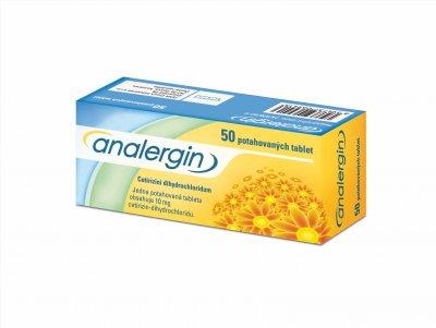 Analergin 10 mg 50 tablet