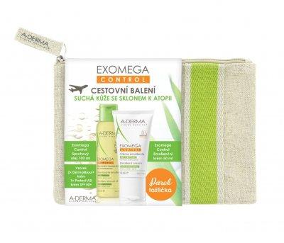 A-Derma Exomega Control travel kit