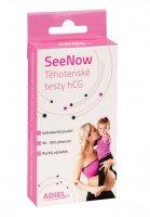 Adiel SeeNow těhotenské testy hCG 5 ks