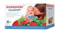 Hannasaki Fruit Fenykl pro děti a kojící maminky 20 sáčků