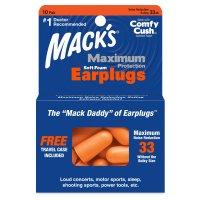 MACKS Maximum Protection špunty do uší 10 párů