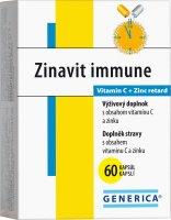Generica Zinavit immune 60 kapslí