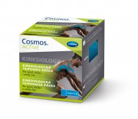 Cosmos Active Kinesiology 5 cm x 5 m tejpovací páska 1 ks modrá