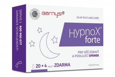 Barny´s HypnoX forte 20+4 tablet