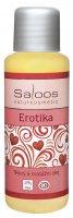 Saloos Masážní a tělový olej Erotika 50 ml