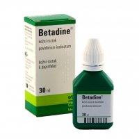 Betadine roztok 30 ml