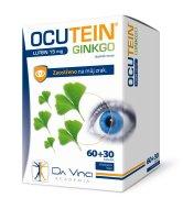 Ocutein Ginkgo Lutein Da Vinci Academia 15 mg 60+30 tobolek