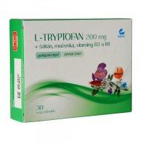 Setaria L-Tryptofan 200mg+šafrán+mučenka 30 tablet