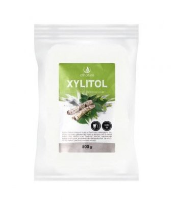 Allnature Xylitol březový cukr 500 g