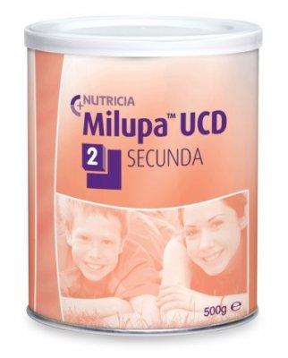 MILUPA UCD 2 SECUNDA perorální PLV 1X500G