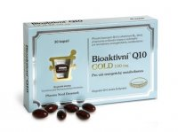 Pharma Nord Bioaktivní Q 10 gold 100mg 30 kapslí