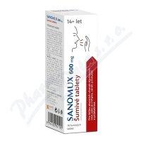 SANOMUX 600MG šumivá tableta 10