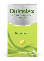 DULCOLAX 5MG enterosolventní tableta 40