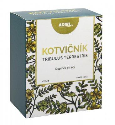 ADIEL Kotvičník čaj 2.5g x 15 sáčků