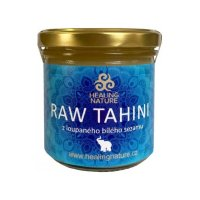 RAW Tahini z loupaného bílého sezamu 150 g