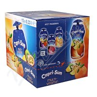 Capri Sun Multivitamin 0.33 l 15ks