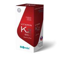 Biomin VITAMIN K2 SOLO 60 tob.
