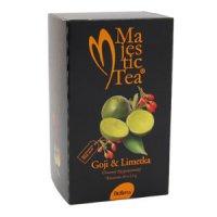 Čaj Majestic Tea Goji+Limetka 20x2.5g Biogena
