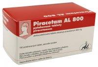 PIRACETAM AL 800MG potahované tablety 100