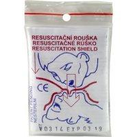 Rouška z plic do plic resuscitační