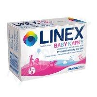 Linex Baby kapky stabilní složení 8ml