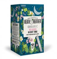 HH BIO čaj Noční Kozlík lékařský&Chmel 20 sáčků