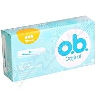 o.b. tampony Original Normal 16 ks