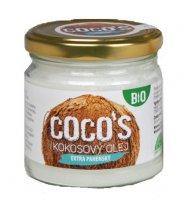 Health Link BIO extra panenský kokosový olej 200ml