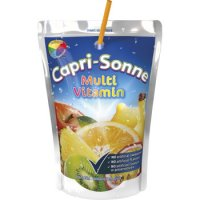 Capri Sun Multivitamin 200 ml C-201