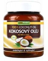 Kokosový olej 100% na tělo a pleť 380ml