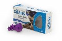 Chránič sluchu SILANS AQUA hp silicon-vodní sporty