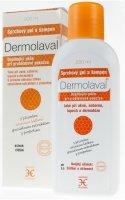 Dermolaval sprchový gel a šampon 1x200ml