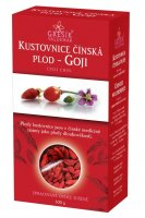 Grešík Kustovnice čínská plod - Goji 100g