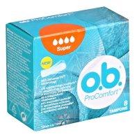 o.b. tampony ProComfort Super 8 ks