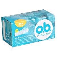 o.b. tampony ProComfort Normal 32 ks