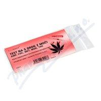 B.M.S.  Alfa Test na 5 drog z moči AMP COC MET MOR THC