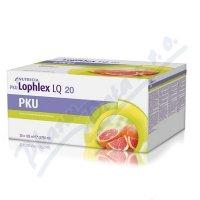 PKU LOPHLEX LQ 20 ŠŤAVNATÝ CITRUS perorální SOL 30X125ML