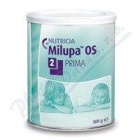 MILUPA OS 2 PRIMA perorální PLV 1X500G