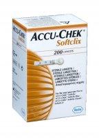 Accu-Chek Softclix lancety 200ks