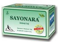 Sayonara zelený čaj 20x1.5g nálevové sáčky