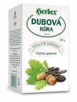 HERBEX Dubová kůra čaj sypaný 50g