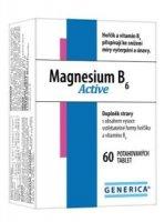 Magnesium B6 Active tbl.60 Generica