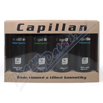 Capillan S dárk.sada aktivátor+šamp.+balzám+spr.g.