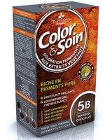 Barva Color&Soin 5B - čokoládově hnědá 135 ml