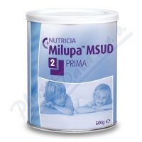 MILUPA MSUD 2 PRIMA perorální PLV 1X500G