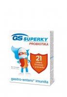 GS Superky probiotika cps.30+10 ČR/SK