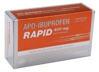 APO-IBUPROFEN RAPID 400MG měkké tobolky 20 I