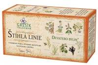 Grešík Devatero bylin Štíhlá linie čaj n.s.20x1.5g