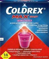 COLDREX MAXGRIP LESNÍ OVOCE 1000MG/10MG/70MG perorální PLV SOL SCC 14 II