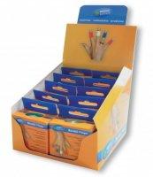 Rychlonáplast elastická karton mix 5-ti barev